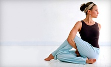 $13 for a 90-Minute Class at 12 p.m. at Ashtanga Yoga Center