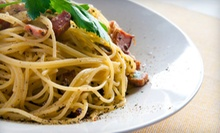 C$10 for C$20 at La Spaghetteria