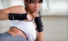 $10 for One-Hour Kickboxing Class at 10:30 a.m. at JC  Kickboxing Academy