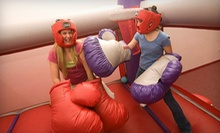 $5 for an Open Play Pass for One at BounceU Atlanta