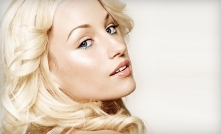 $70 for a Haircut and Partial Highlight (Up-to a $140 value) at Grand Creation Salon