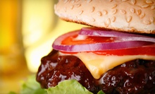$7 for Two Cheeseburgers, Two Wedges & Two Draft Beers at Beer Bellies