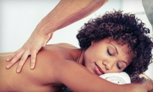 $39 for a 1-Hour Massage and Choice of a 30 Min. Body Wrap or Scrub at Optimum Health Chiropractic