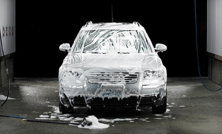 $5 for an Express Car Wash at Hesperian 100% Hand Carwash