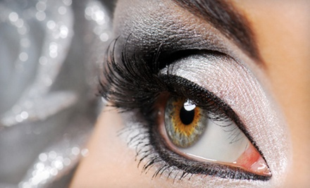 $42 for Eyelash Extensions at Lovely Looks by Laura