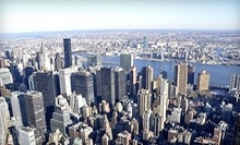 $18 for a Heroes of the World Trade Center Walking Tour at 2:30 p.m. at Uncle Sam's New York