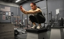 $10 for 5:30pm Crossfit Rubicon Fitness Class at CrossFit Rubicon