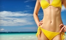 $40 for a Brazilian and Underarm Wax at Mashy's Salon