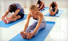 $9 for a Bikram Yoga Class at 4:30 p.m. at Bikram Yoga Burlington