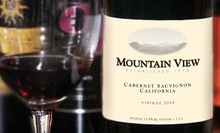 $19 for Wine Tasting for Two and 2 Bottles of Wine (Up to $48 Value) at Mountain View Vinters