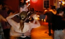 $10 for a One-Hour Welcome to Tango Class at 7:30 p.m. at The Tango Room Dance Center