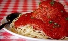 $9 for $12 at Saucy Noodle Ristorante