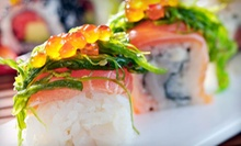 $20 for $30 Worth of Sushi at She's Bistro &amp; Sushi Bar
