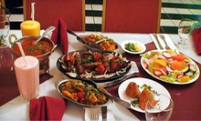 $9 for $15 at Bismillah Halal Tandoori