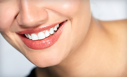 $49 for 40-Minute LED Teeth Whitening Session at Glamour Spa Boutique