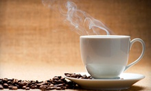 $7 for 12oz Dobro Dark Roast or Mishto Medium Roast Coffee Beans  at Kunjani Coffee