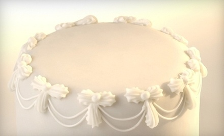 $10 for $15 at Mary Denning&#x27;s Cake Shoppe