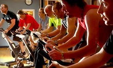 $7 for a One-Hour Cycle Class at 12 p.m. at CycleQuest Studio