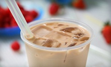 $3 for $5 at Bobachine Bubble Tea