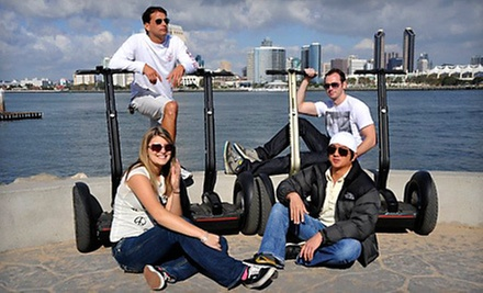 $49 for 12pm Segway Tour at We Love Tourists