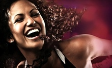 $3 for a Zumba Class at 8:00 p.m. at Music Box Dance Center