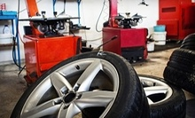 $110 for Disc Brake Service at D & B Automotive