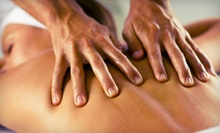 $56 for 60 minute Deep massage or Swedish massage with Joe at Dragonfly Wellness Center