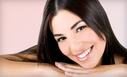 $40 for a Shampoo, Scalp or Hair Treatment, Haircut, and Blow Dry at Venus Salon and Spa