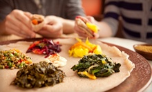 $10 for $20 Worth of Food at Blue Nile Ethiopian Restaurant Toronto