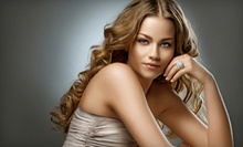 $42 for Peppermint Oil Scalp Massage, Deep Conditioner Cut & Style at Tande Hair Company