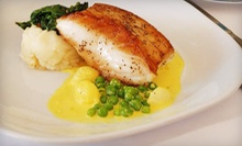 $7 for $15 at Brasserie Monte Carlo