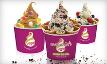 C$3 for C$6 Worth of Frozen Yogurt at Menchie's Frozen Yogurt- Yonge & Lawrence