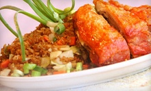 $10 for $20 Worth of Caribbean and Chinese Dinner Fare at Island Mix Restaurant & Lounge