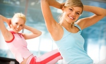C$5 for a 1 Day Gym Pass at Genesis Athletic Club