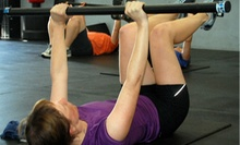 $10 for a 7:00 a.m.  Ultimate Challenge Boot Camp Drop-In Class at Edge Performance Fitness