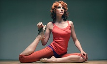 $5 for a Moksha Community Yoga Class at 2:30 p.m. at Moksha Yoga Vancouver