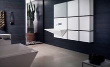 $125 for $300 Worth of Tile, Kitchen, and Bath Products at Porcelanosa