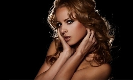 $10 for a Medium-Pressure Tanning Session at No Sand Tan