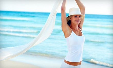 $35 for a Herbal Body Wrap at Rose Face & Body Contour
