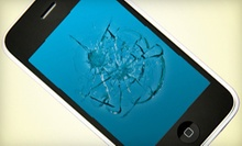 $75 for iPhone 4 Glass Repair at Mobile Phone Geeks