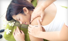$50 for 60 Minute Massage or Energy Work at Kinetic Synergy