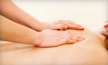 $37 for 60-Minute Massage at 2 p.m. at Felde Chiropractic