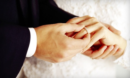 $119 for a Las Vegas Wedding Special at Allure Wedding Chapel