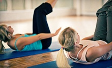 $10 for an 11:30 a.m. Pilates Class at Pilates Joe