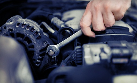 $10 for a 4-Tire Rotation and Visual Brake Check at Candy's Tire Shop