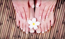 $55 for Hair Cut, Color, Shampoo &amp; Conditioning at Beauty and Beyond Personal Enhancement Center