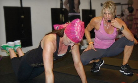 $10 for a 7 p.m. 40-Minute DIRT Fitness Class at Dirt Fitness