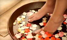 $25 for a Gel Polish Manicure at The Squoval Nail