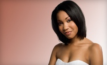 $35 for Shampoo, Scalp Massage, Conditioning Treatment &amp; Flat Iron at The Remedy Hair &amp; Body Spa