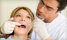 $75 for a Regular Cleaning, Exam, and X-Rays at Edward M. Reifman, DDS